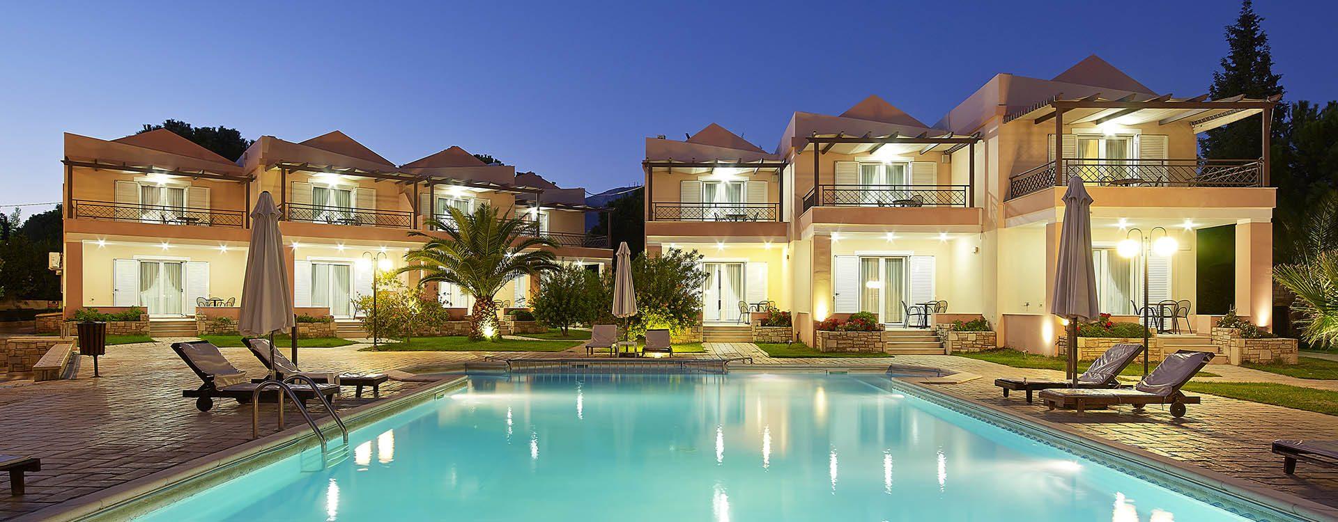 eretria hotels | Avantis Suites Hotel